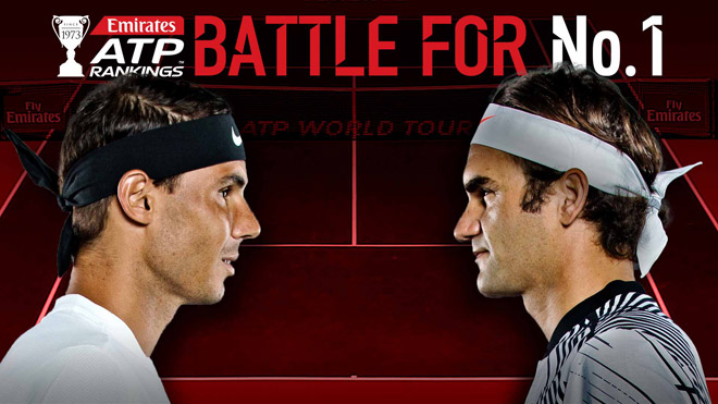 Bảng xếp hạng tennis 23/10: Federer vượt Nadal lên số 1, có gì khó? 1