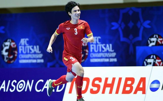 """Việt Nam tạo """"địa chấn"""": Cản bước """"cơn lốc màu da cam"""", xếp trên Trung Quốc (Futsal) 2"""