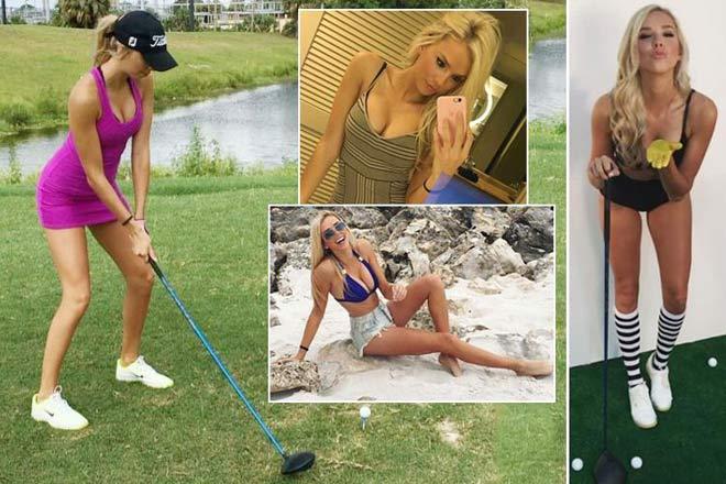 Golf 24/7: Xinh như mộng, đoạt giải sắc đẹp nhiều hơn cả thành tích thi đấu 1