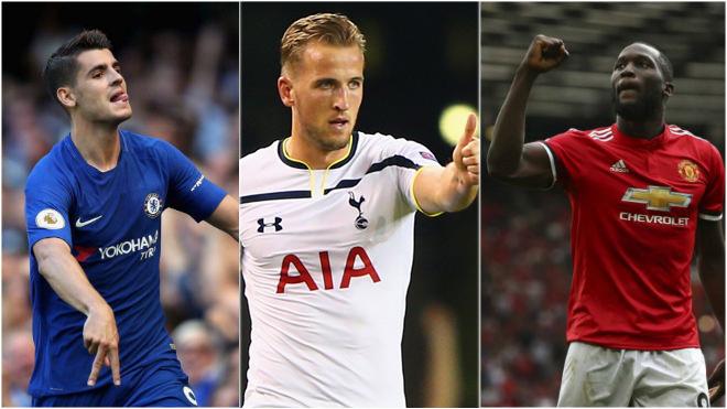 Vua phá lưới Ngoại hạng Anh: Kane đang bay, Lukaku - Morata chững lại 1