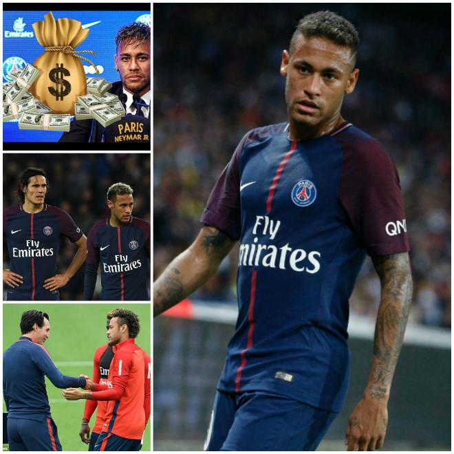 """Neymar """"ngập"""" scandal, PSG đau đầu: Làm 1, phá 10"""