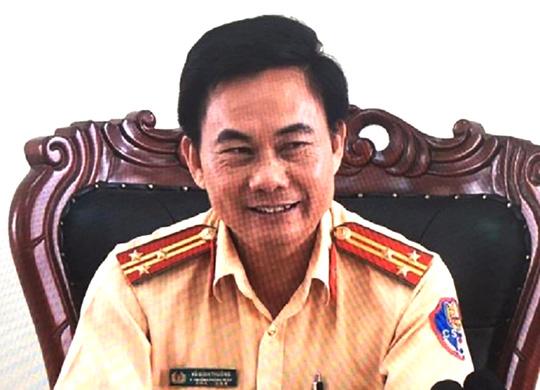 Thượng tá Thường nói gì về thông tin con gái có cổ phần tại BOT Biên Hòa?