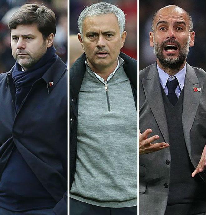 """Đua vô địch Ngoại hạng Anh: Man City """"độc bá"""", chỉ MU - Tottenham cản nổi? 1"""