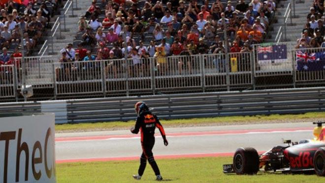 Đua xe F1, US GP: Chiến lược táo bạo, tấn công điên cuồng 2