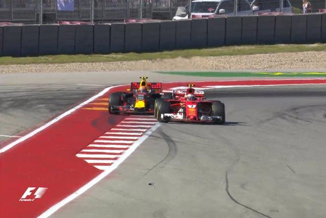 Đua xe F1, US GP: Chiến lược táo bạo, tấn công điên cuồng 3