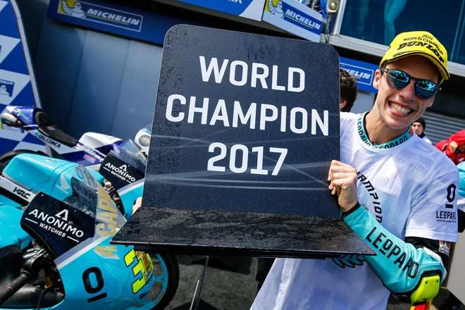 Đua xe MotoGP: Tính toán cáo già và thần may mắn hỗ trợ 1