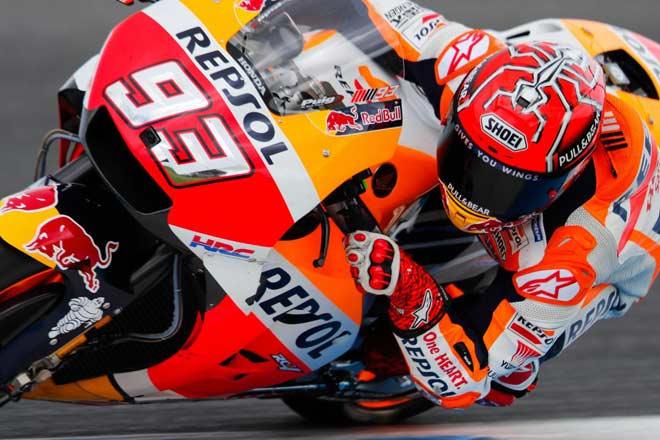 Đua xe MotoGP: Tính toán cáo già và thần may mắn hỗ trợ 4