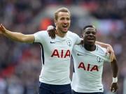 """Kane hủy diệt Liverpool:  """" Ngon """"  hơn Lukaku, báo thân Real sợ hãi"""