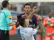 Marseille - PSG: Thẻ đỏ Neymar  & amp; vỡ òa phút 90+3
