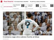 """Tồi tệ Ronaldo: Báo thân Barca  """" đánh hội đồng """" , Balotelli được thể sỉ nhục"""
