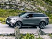 Range Rover Velar sắp được ra mắt tại TP.HCM