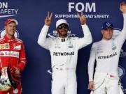 Bảng xếp hạng F1 - United States GP: Hamilton sắp lên top 3 tay đua vĩ đại nhất