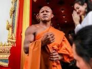 """Nhà sư cơ bắp cuồn cuộn  """" đô """"  nhất Thái Lan từ đâu ra?"""