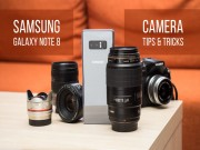 """Galaxy Note8  """" cân """"  cả máy ảnh kỹ thuật số nếu bạn nắm được mẹo này"""