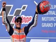 Thể thao - Đua xe MotoGP: Tính toán cáo già và thần may mắn hỗ trợ