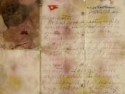 Lá thư gửi mẹ từ tàu Titanic được bán giá 3,8 tỉ đồng