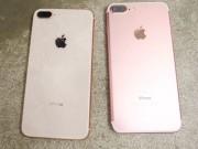 """Tưởng iPhone 8/ 8 Plus dễ vỡ, không ngờ  """" nồi đồng cối đá """"  thế này!"""