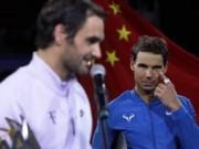 """Tennis 24/7: Federer - Nadal đấu 3 giải  """" Quả bóng Vàng """"  tennis"""