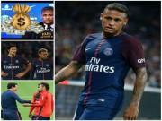"""Neymar  """" ngập """"  scandal, PSG đau đầu: Làm 1, phá 10"""