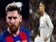 """Tiêu điểm vòng 9 La Liga: Messi chậm lại, Ronaldo vẫn  """" cùn """""""