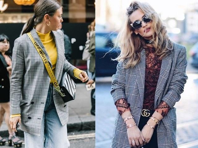 1001 cách chinh phục chiếc áo khoác mốt nhất mùa lạnh 2017