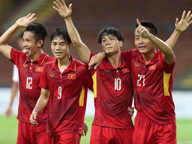 Lịch thi đấu U19 Việt Nam tại vòng loại U19 châu Á 2018 - 1