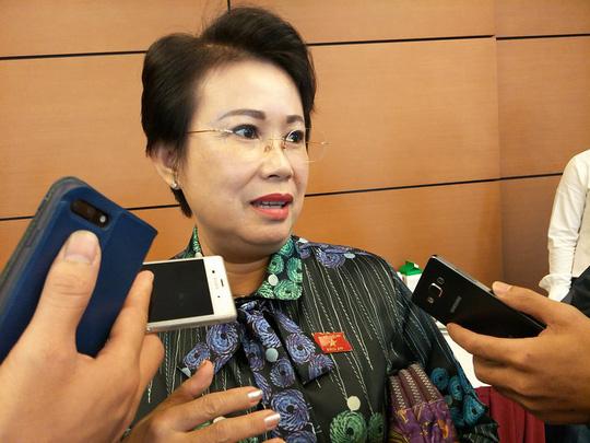 """Bà Phan Thị Mỹ Thanh """"phản hồi"""" việc cử tri đề nghị bãi nhiệm đại biểu QH - 1"""