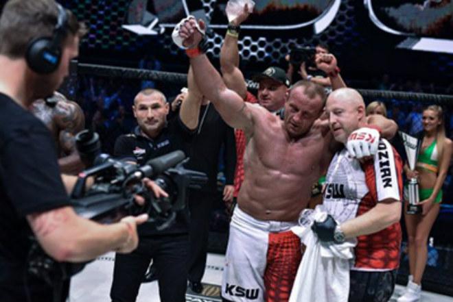 """MMA: Lực sỹ khỏe nhất hành tinh no đòn, """"tim đập chân run"""" 2"""