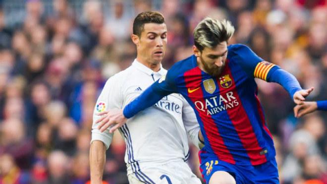 Messi lại thua Ronaldo: Đến lúc bỏ Barca, chọn PSG/Man City? - 2