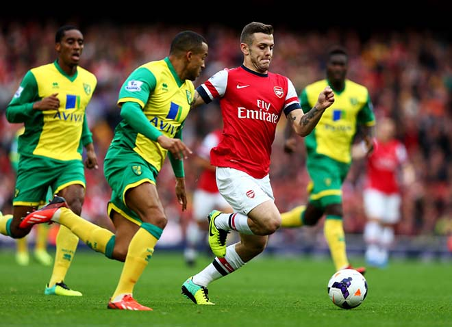 """Arsenal - Norwich: Show diễn dành cho """"Vua bọ cạp"""" Giroud 1"""