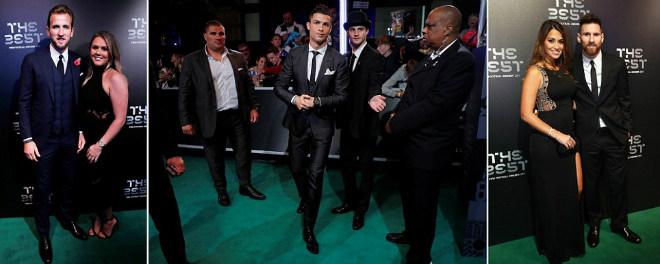 TRỰC TIẾP trao giải Cầu thủ xuất sắc nhất FIFA 2017: Real áp đảo đội hình hay nhất năm 5