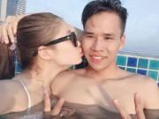 """"""" Một nửa """"  của 6 cầu thủ Hà Nội FC không chỉ đẹp mà còn biết chiều chuộng hết nấc"""