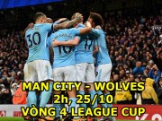 Man City - Wolves: Hàng công thăng hoa, sức mạnh khó cưỡng
