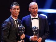 Ronaldo xuất sắc nhất 2017: Khúc thiên nga cuối cùng của huyền thoại?