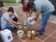 Sốc  với kết quả kiểm nghiệm xăng A92 tại Nghệ An