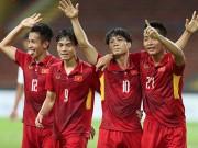 """Bốc thăm U23 châu Á: Việt Nam gặp  """" hàng khủng """"  Hàn Quốc, Australia"""