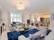 Tiêu tiền kiểu nhà giàu: Mua 2 biệt thự gần trung tâm thương mại cho...tiện