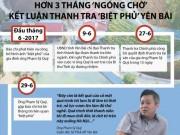 """Infographic: Toàn cảnh vụ  """" biệt phủ """"  Yên Bái"""