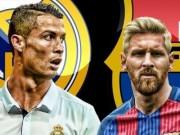 Real kém Barca 5 điểm: Zidane hẹn lật ngôi ở Siêu kinh điển