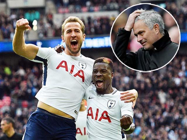 """Mourinho """"sấy tóc"""" dàn sao MU hơn cả Sir Alex, lộ chiến thuật đấu Tottenham 4"""