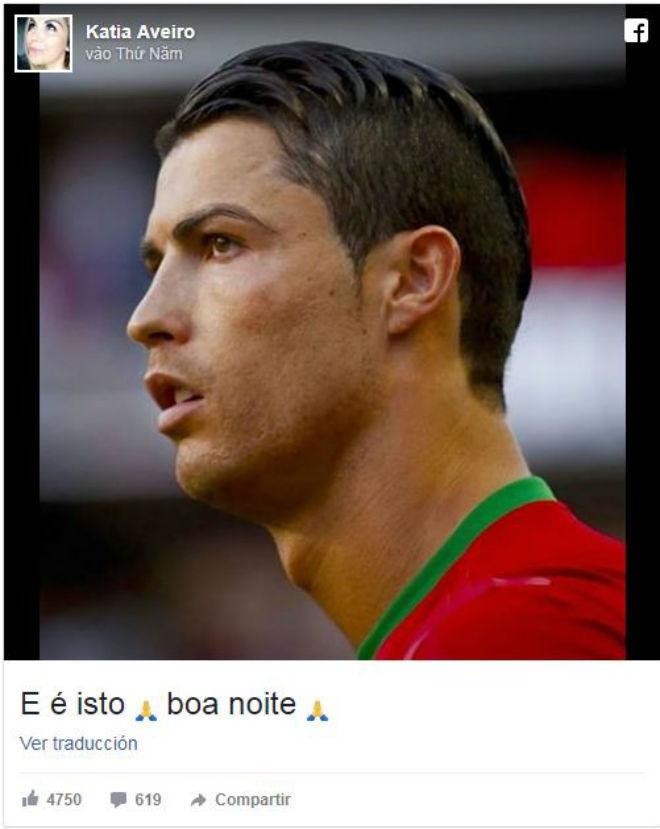 """Bồ xinh mang bầu, người đẹp dụ Ronaldo """"tình một đêm"""" - 10"""