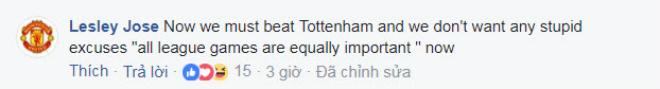 "MU: Triệu fan vơi nỗi đau Huddersfield, hiến kế ""độc"" hạ Tottenham 6"