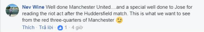 "MU: Triệu fan vơi nỗi đau Huddersfield, hiến kế ""độc"" hạ Tottenham 2"