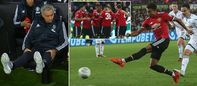 """MU tìm lại chiến thắng, Mourinho ân xá cho """"tội đồ"""" Lindelof - 1"""