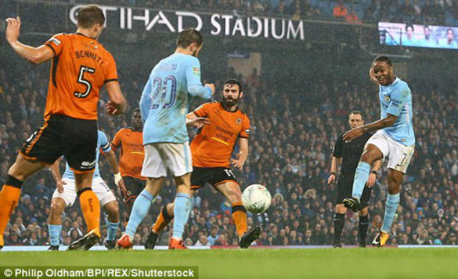 Man City - Wolves: Kịch bản điên rồ màn đấu súng (vòng 4 League Cup)