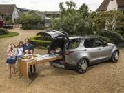 """Tin tức ô tô - Land Rover Discovery """"bếp di động"""" độc đáo"""