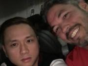 Ca sĩ Hàn Thái Tú tưởng chết khi gặp sự cố máy bay ở Mỹ