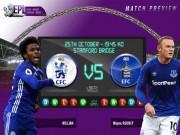 """Chelsea - Everton: Vì Conte, quyết dìm  """" The Toffees """"  xuống đáy bùn"""