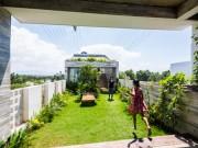 """Tài chính - Bất động sản - Biệt thự Đà Nẵng gây sốt vì """"lồng công viên"""" vào trong nhà ở"""