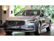 Tin tức ô tô - Xe sang Volvo S90 T8 Hybrid có giá từ 2 tỷ đồng